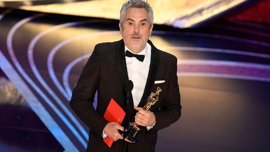 'Roma' hace historia y se lleva el Oscar a la mejor película extranjera
