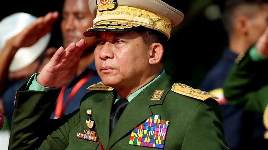 "Los prodemócratas declaran una ""guerra defensiva"" contra la junta birmana"