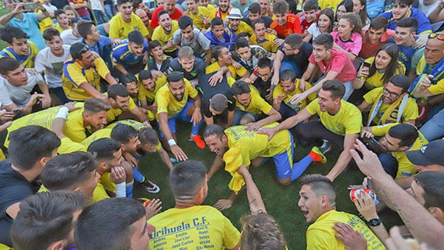 El Orihuela Club de Fútbol asciende a la categoría de bronce