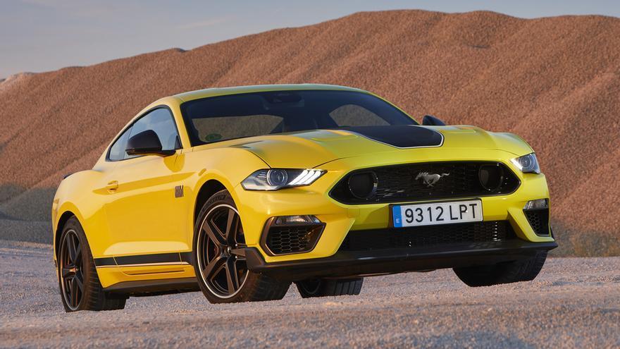 Nuevo Mustang Mach 1: la penúltima bala de Ford