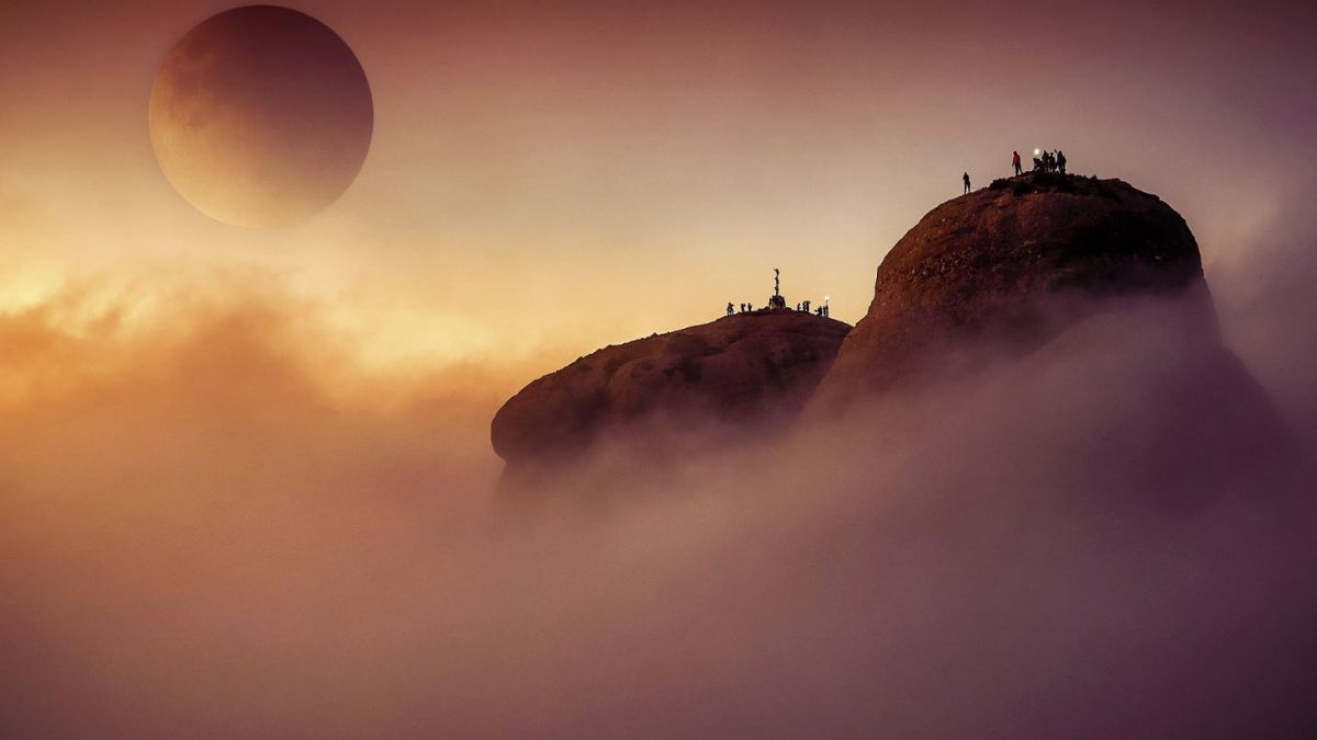«Somniar sobre els núvols»