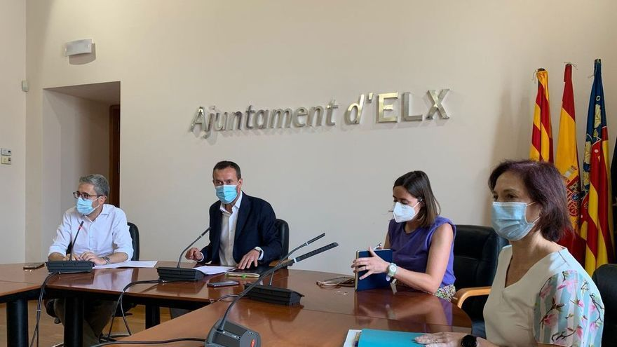 """El alcalde anuncia un sistema para que la oposición tenga acceso a información municipal """"individualizada"""""""