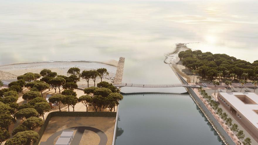 Vinaròs 'ficha' al creador de la cubierta del Wanda Metropolitano para diseñar la pasarela del Cervol
