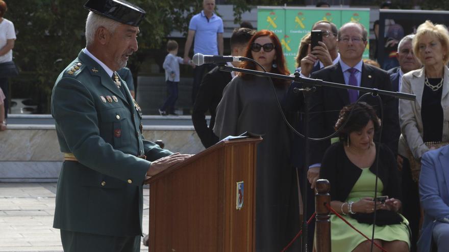 Héctor David Pulido, nuevo jefe de la Comandancia de Zamora