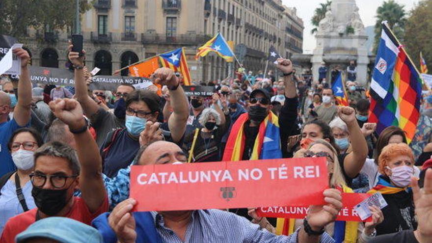 Un 66% de catalans votaria a favor d'una República a l'Estat espanyol, diu una enquesta