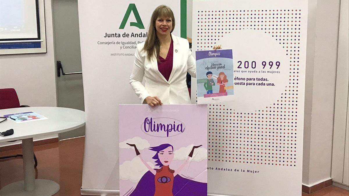 El IAM lanza la la app Olimpia, educación sexual contra la violencia de género