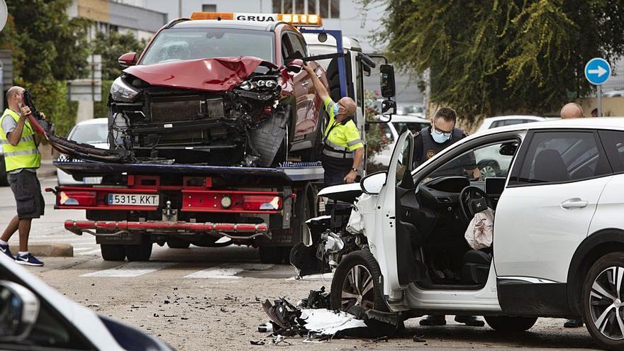 Las muertes en carretera caen un 25 % con la pandemia