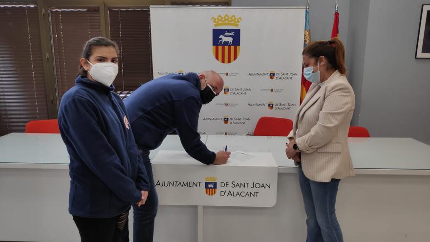 Pycsa y el centro de educación especial El Somni firman un convenio de inclusión laboral