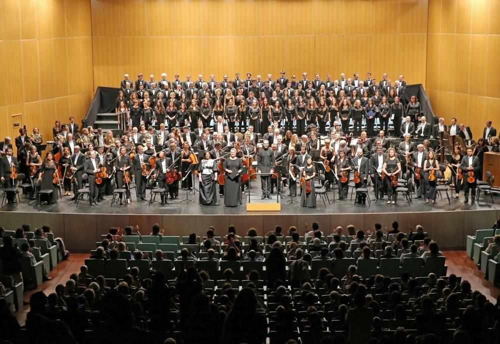 La Sinfónica de Galicia hace historia