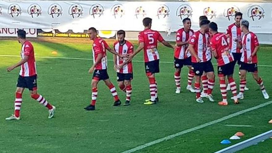 El Zamora cierra cuatro amistosos de pretemporada