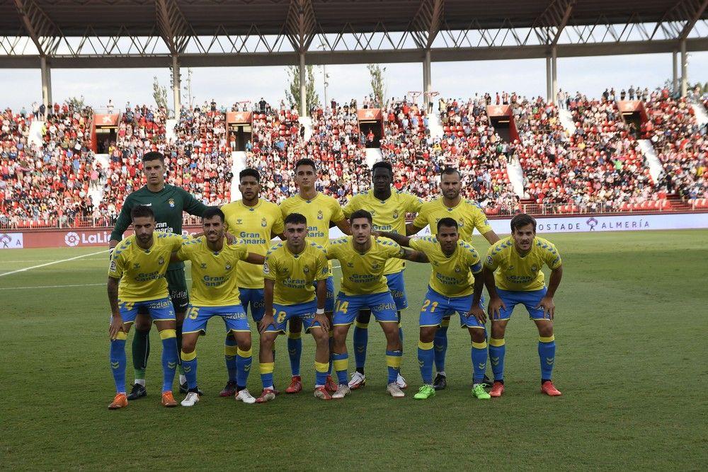 Partido UD Almería - UD Las Palmas