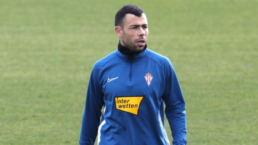 Así recuperó Javi Fuego su mejor nivel con el Sporting
