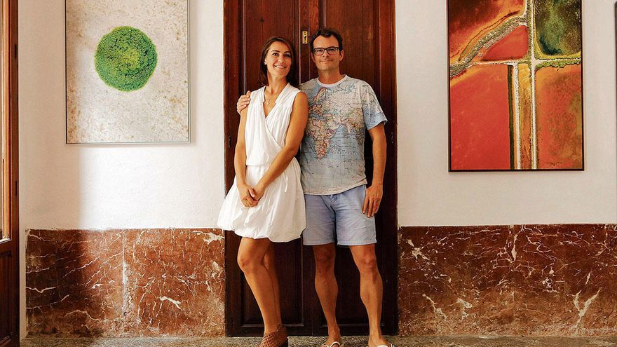 Helimallorca: Neue Galerie in Alaró verbindet Kunst und Helikopterflüge