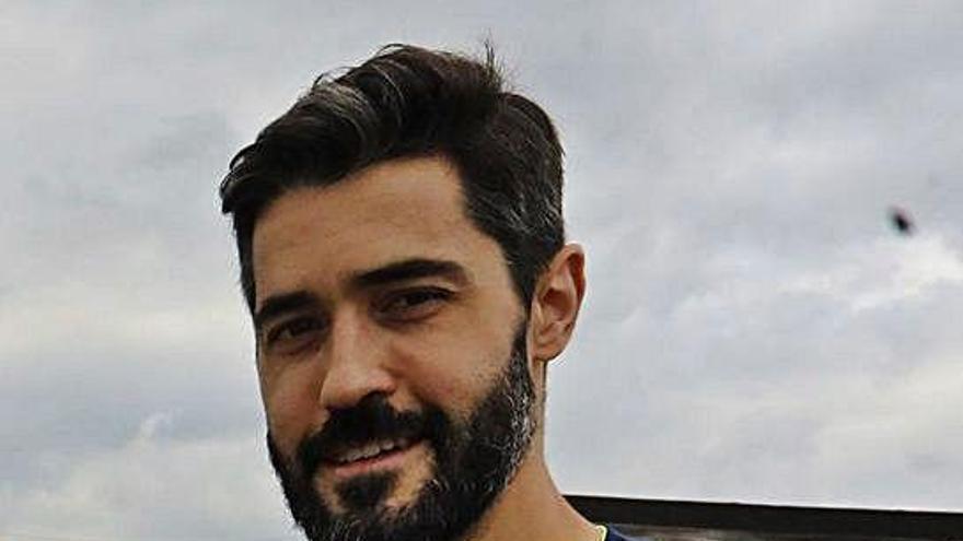 "Un olímpico que engrandece Gijón: ""Tengo claro de dónde vengo"""
