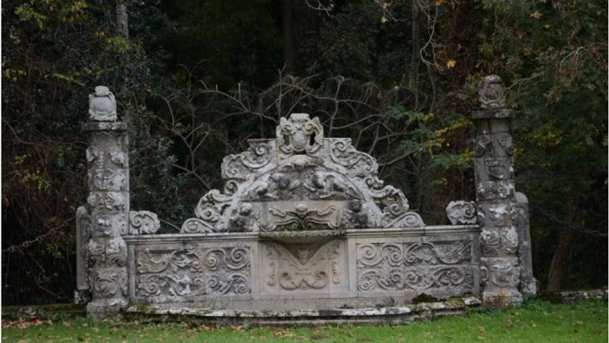 Patrimonio Nacional localiza en Meirás muebles y piezas de las Colecciones Reales Españolas