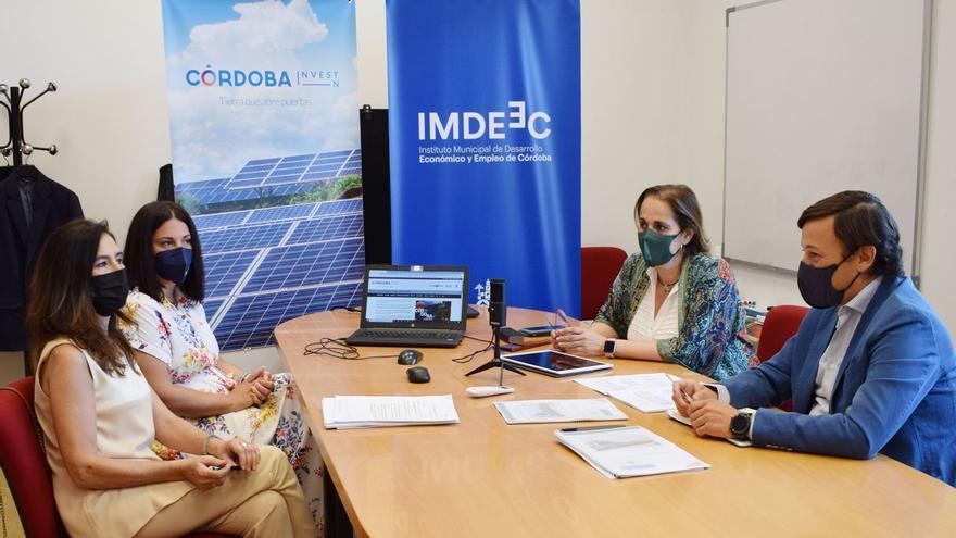 La asociación Córdobaactiva pone en marcha una web para ayudar a la implantación de actividades en la ciudad