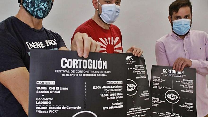 El festival CortoGijón recibe 593 trabajos para su sexta edición