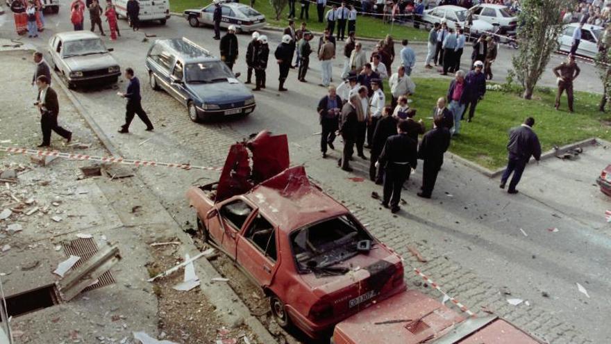 Las víctimas no se creen el fin de ETA 10 años después