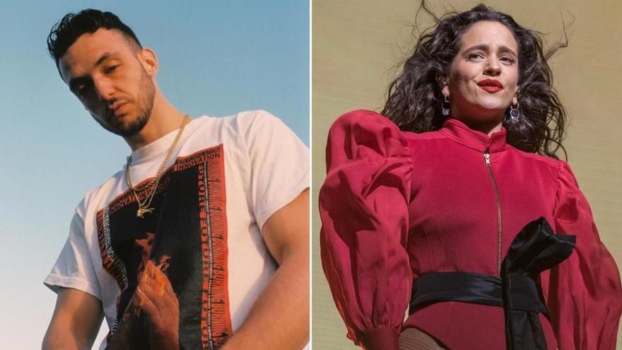 C. Tangana tiene celos de Rosalía y la cantante lo elimina de su Instagram