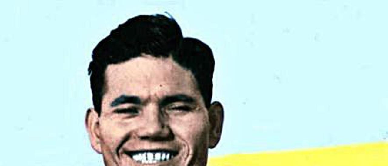 Juan Marrero Pérez, 'Hilario'.