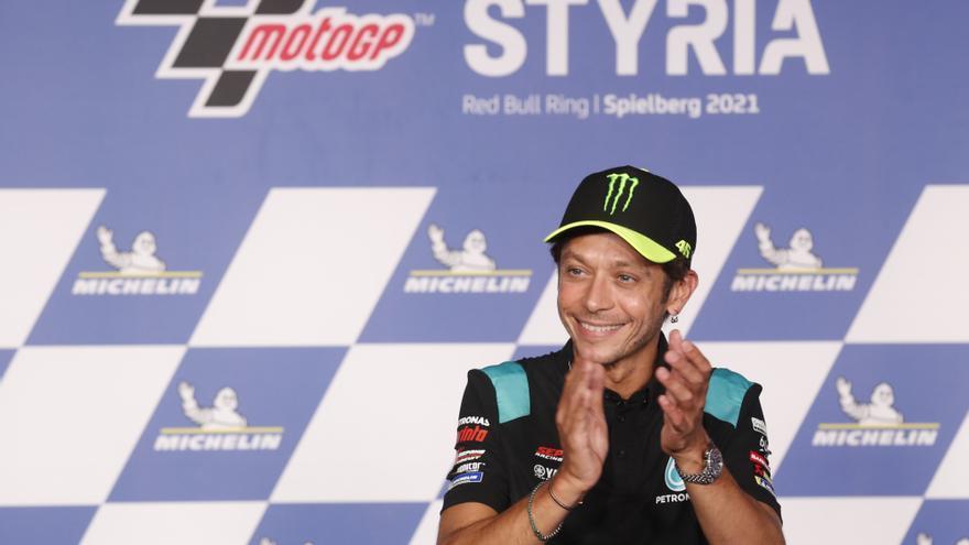 El 'Doctor' Rossi anuncia que va a ser papá