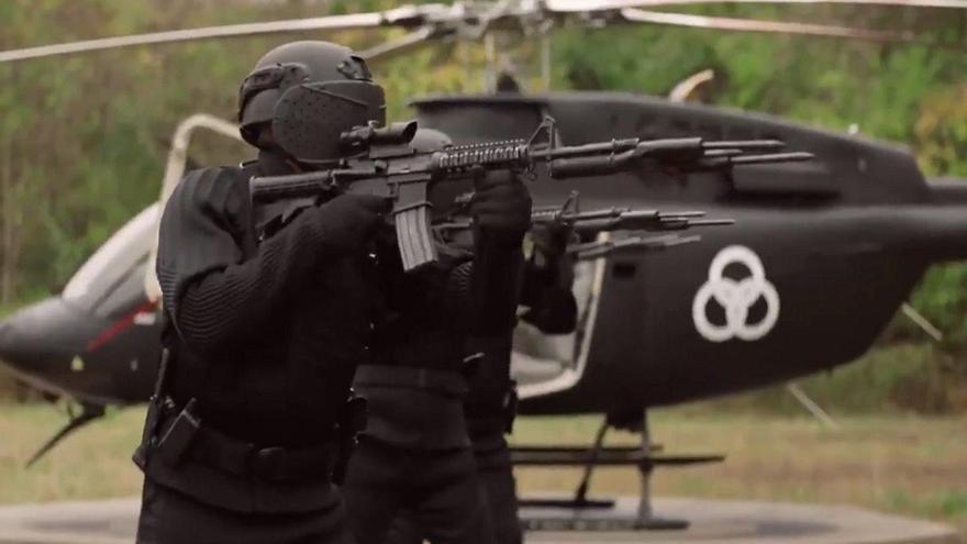 'The Walking Dead: World Beyond' lanza un nuevo tráiler dando protagonismo a la organización de los CRM