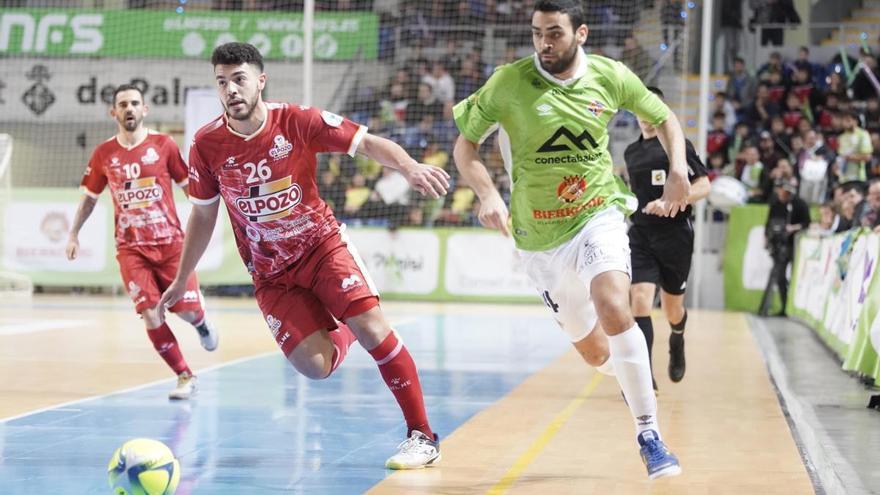 Palma Futsal-ElPozo Murcia: horario y dónde ver
