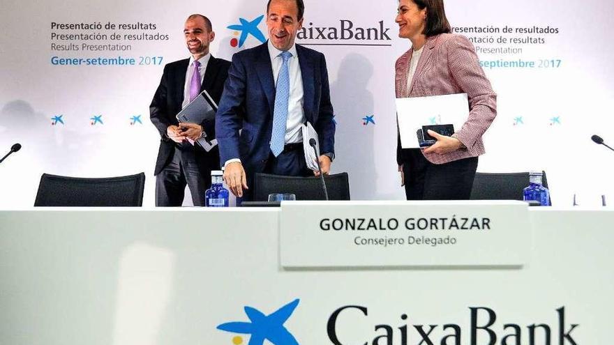 CaixaBank gana 1.488 millones entre enero y septiembre, el mejor resultado de su historia