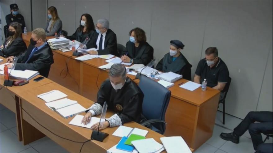 Juicio del Caso Maje: Maje le hizo creer a su amante que el asesinato había sido por un robo