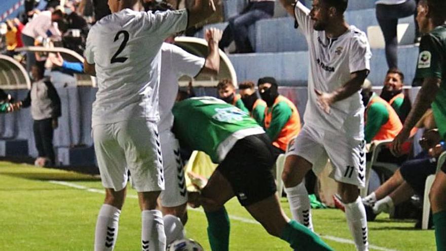 Primera derrota del Atlético Paso
