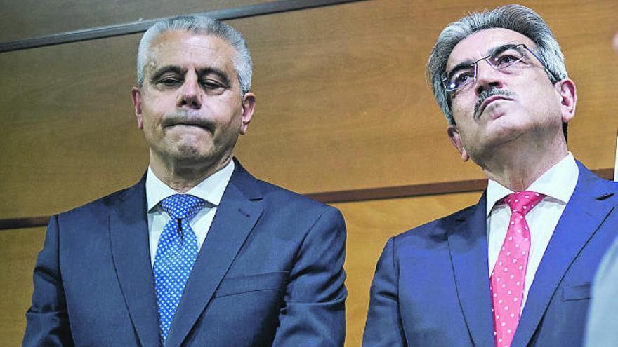 Canarias rechaza recortar los fondos de cohesión para mantener los agrícolas