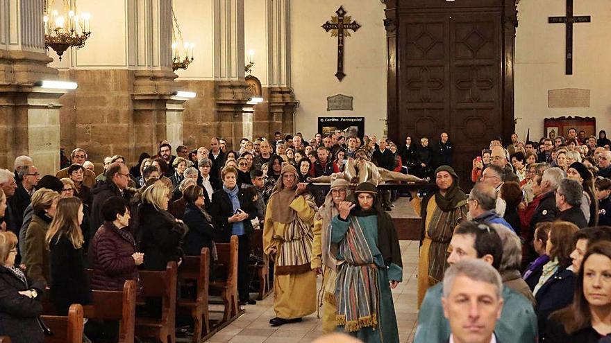 La Semana Santa de Oliva ya es fiesta de Interés Turístico Provincial