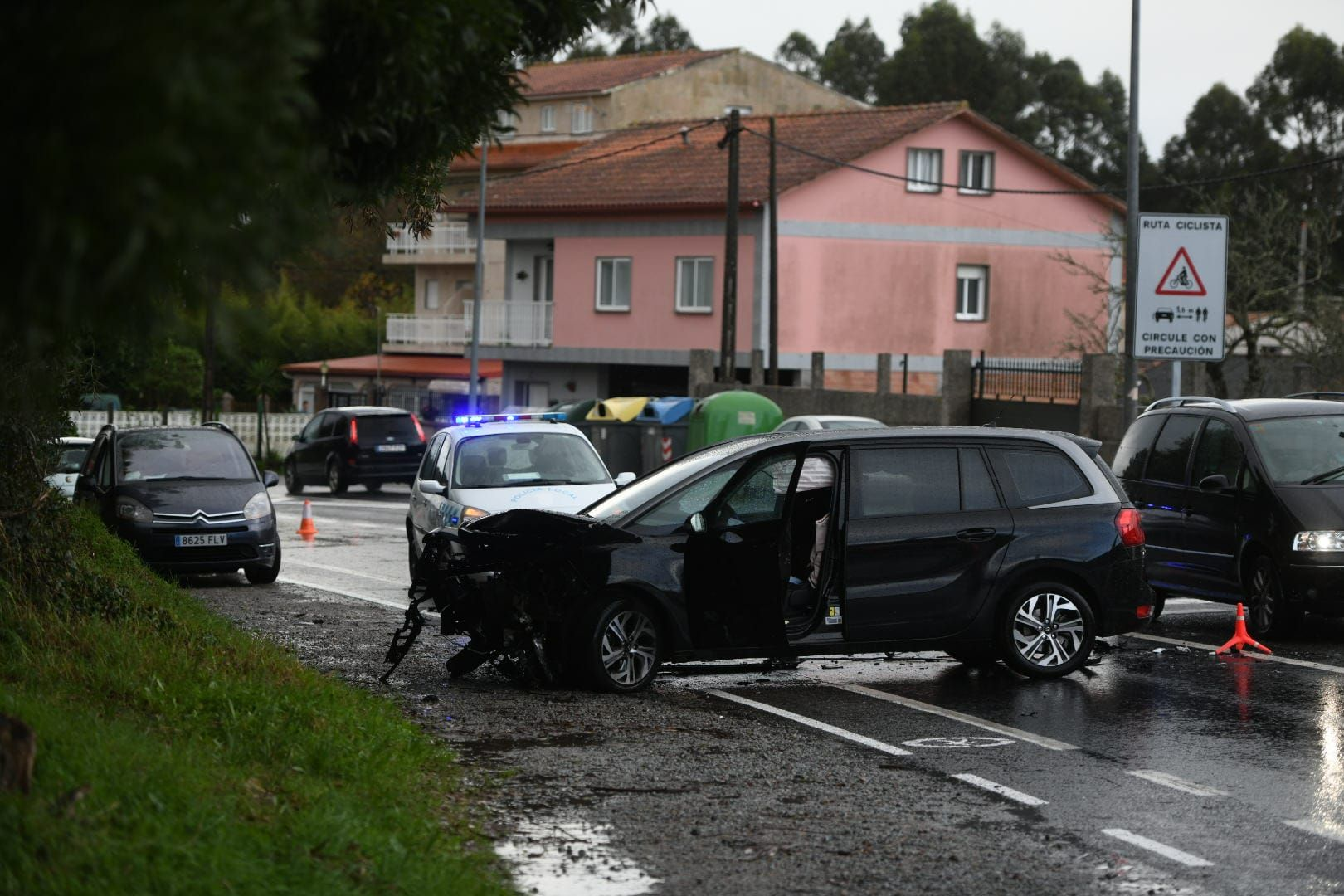 Muere un conocido hostelero de Sanxenxo en un extraño accidente
