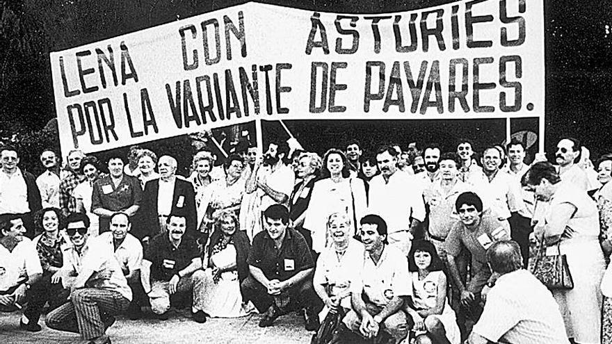 Cuando'l Gobiernu de Felipe González refugó la Variante: 34 años d'un desaire a Asturies