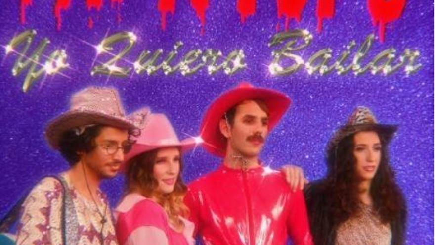 Los mallorquines Papa Topo actúan en el especial de Nochevieja de 'Cachitos'