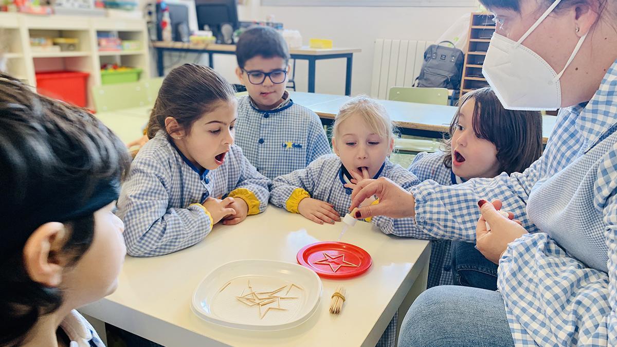 Los colegios de  La Salle acompañan a los niños en su proceso de aprendizaje