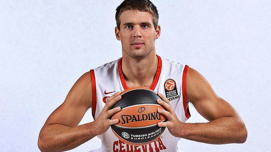Fran Pilepic, talento croata para el juego exterior del HLA Alicante