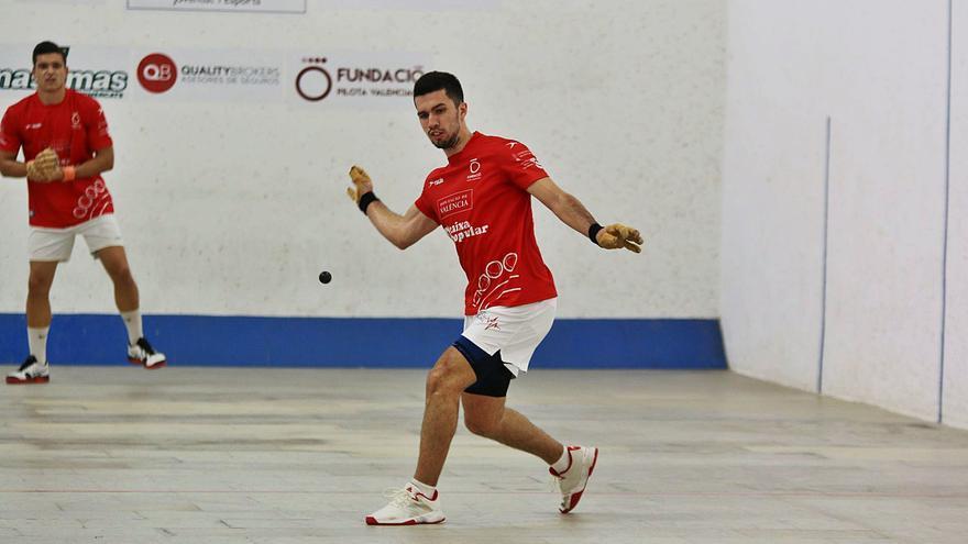 Puchol II i Marrahí, a semifinals sense jugar