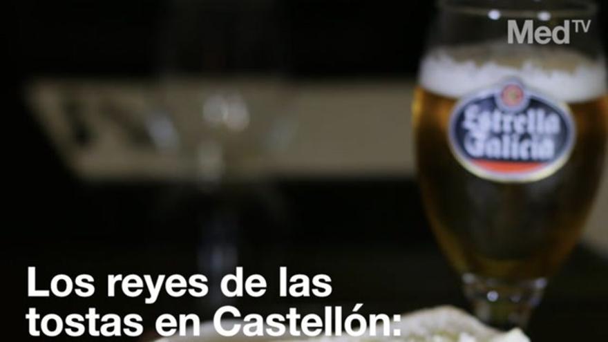 Los reyes de las tostas en Castellón: La Sidrería de...