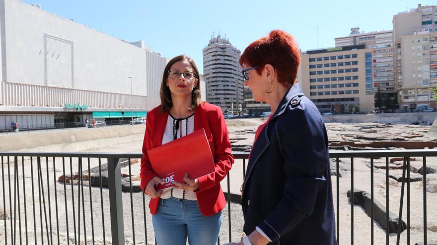El PSOE se desespera por los retrasos en San Esteban