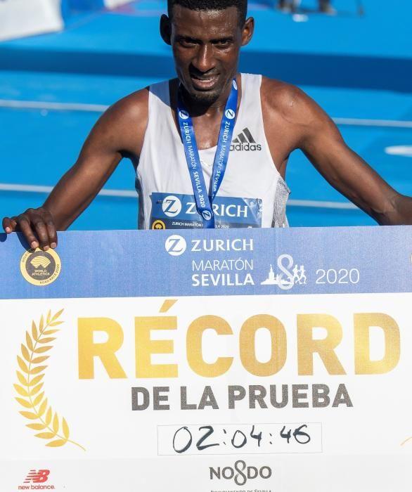 Maratón de Sevilla 2020