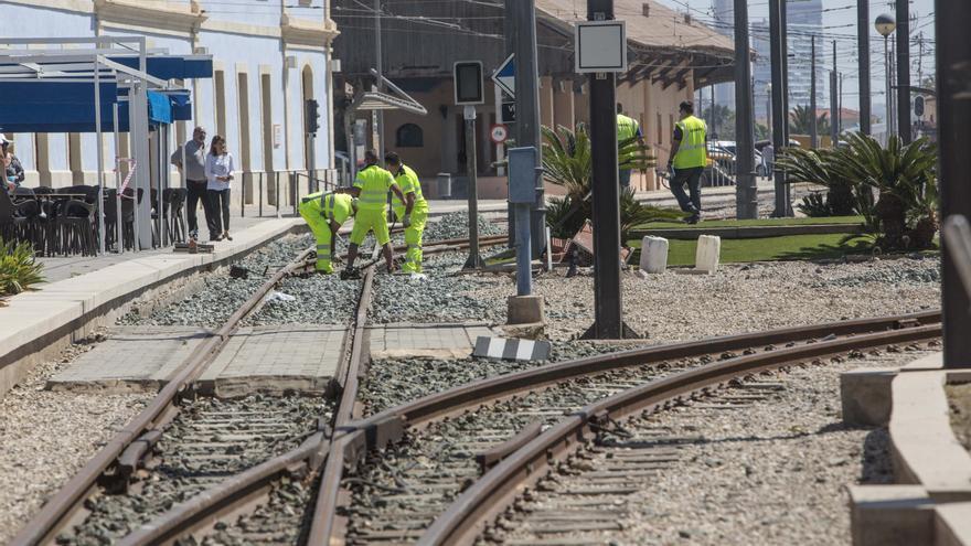 FGV adjudica la redacción del proyecto para rehabilitar la estación de La Marina del TRAM