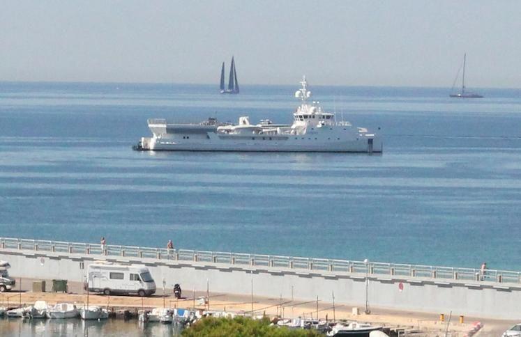 yacht intrepid palma mallorca