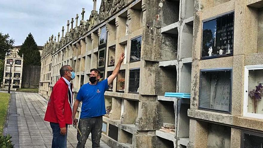 Nigrán contrata seguridad privada para controlar el aforo de los cementerios
