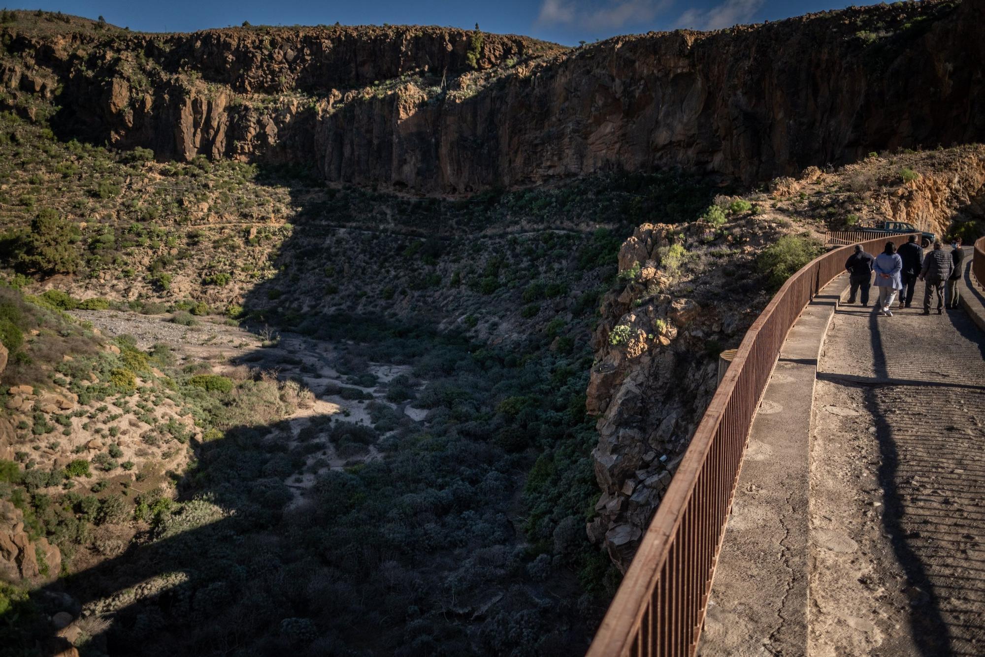 Embalse de El Río (Arico)