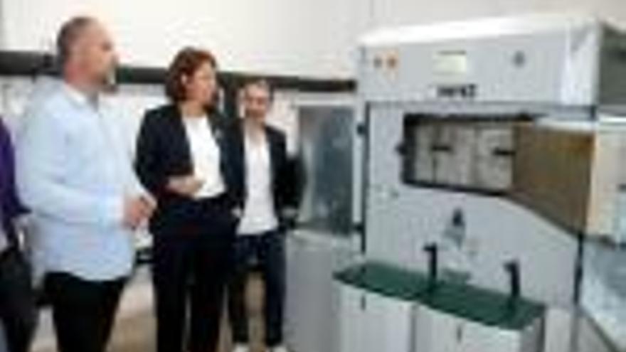Girona redueix els gasos d'efecte hivernacle que  emeten els edificis municipals