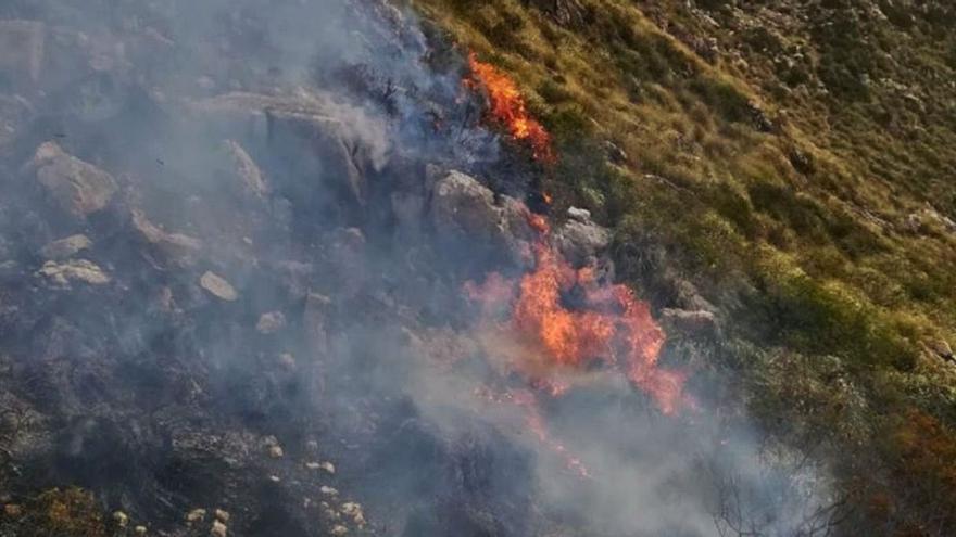 La temporada de alto riesgo de incendios en Baleares acaba con 91,7 hectáreas quemadas