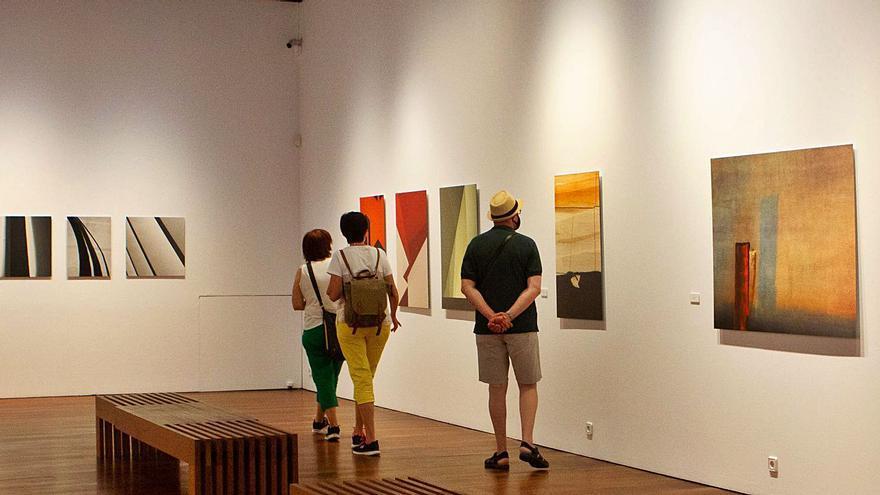 El Museo de Zamora organiza una visita guiada por la exposición de Carlos G. Andrés
