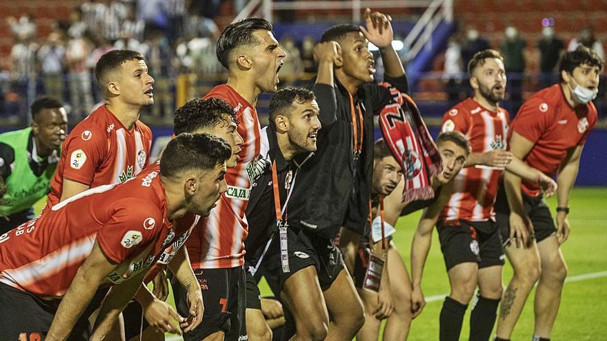 Zamora CF | Pundonor rojiblanco, sobre todo en la derrota