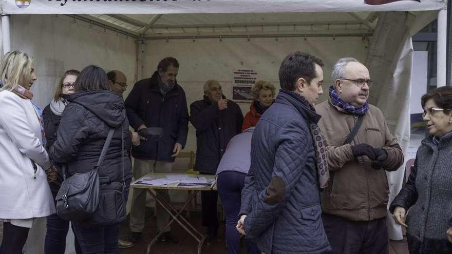 La campaña para mantener Kronospan logra más de 3.000 firmas en una semana